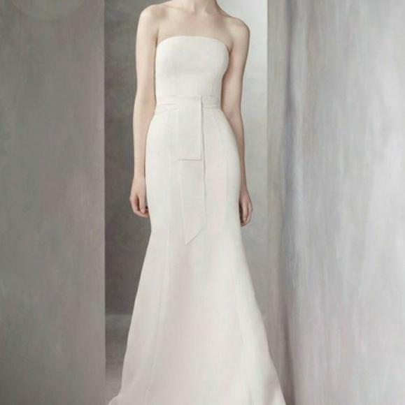 Vera Wang Dresses New Vera Wang Mermaid Wedding Dress Poshmark